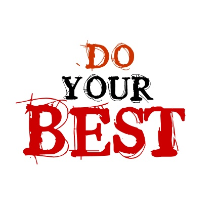 Do Your Best quote #2