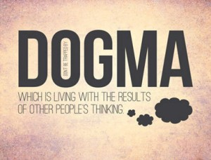 Dogmatic quote #1