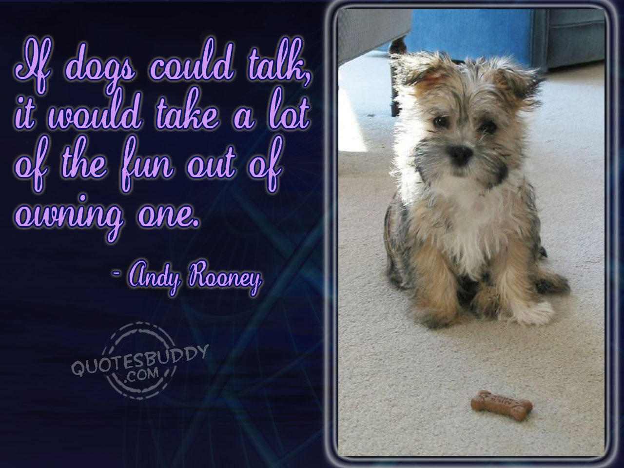 Dogs quote #7