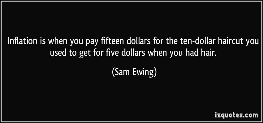 Dollar quote #5