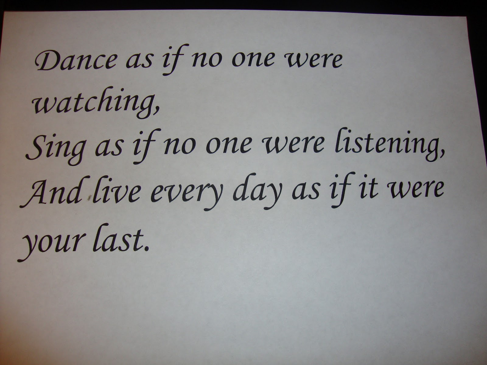 Dollar quote #8