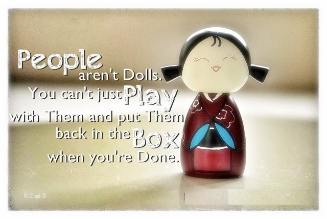 Dolls quote #1