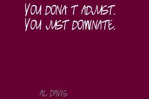 Dominate quote #3