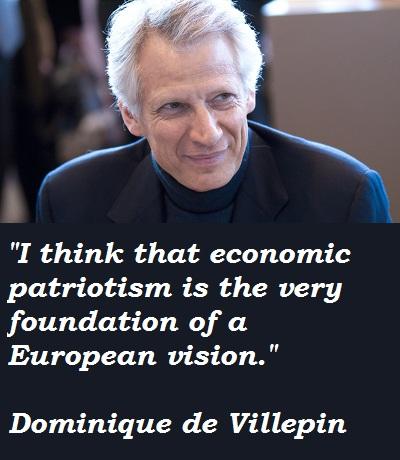 Dominique de Villepin's quote #2
