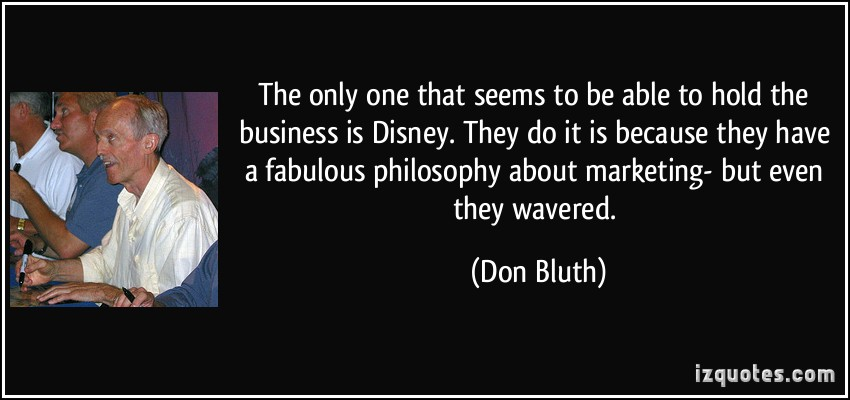 Don Bluth's quote #4