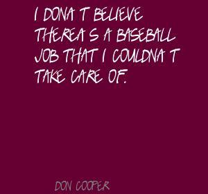 Don Cooper's quote #2