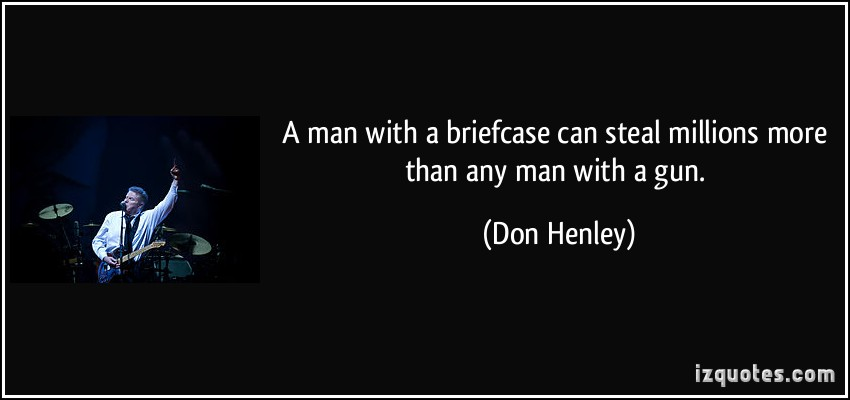 Don Henley quote #2