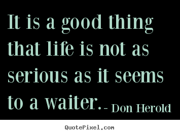 Don Herold's quote #3