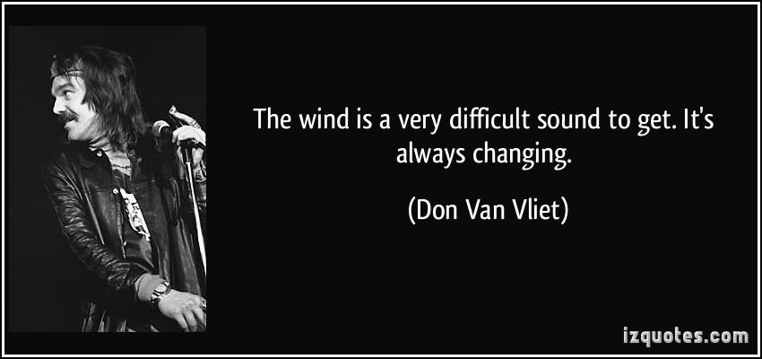 Don Van Vliet's quote #6