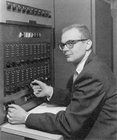 Donald Knuth's quote #6