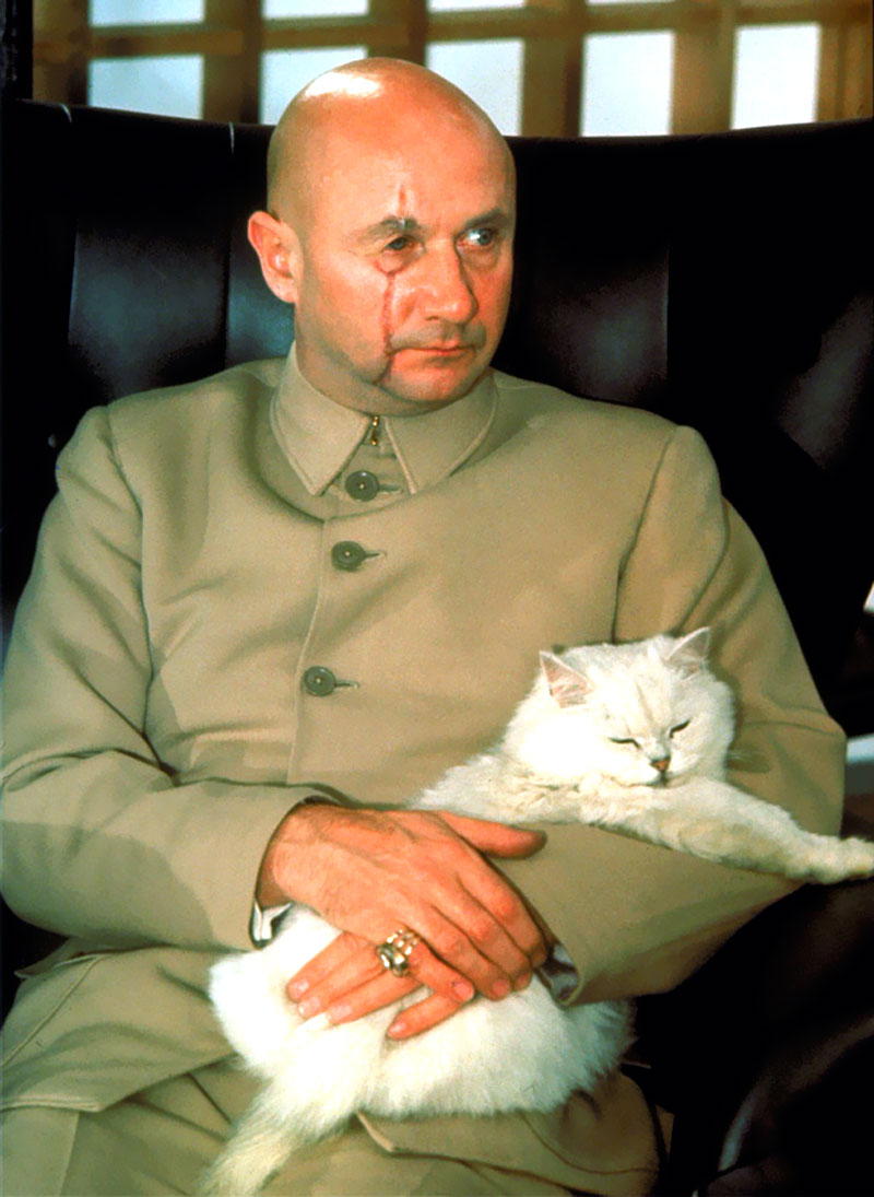 Donald Pleasence's quote #6