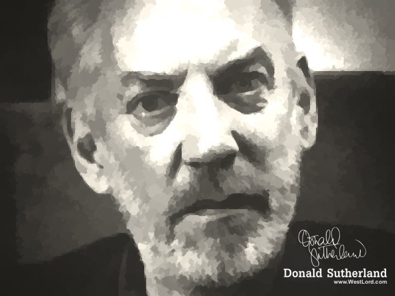 Donald Sutherland's quote #8