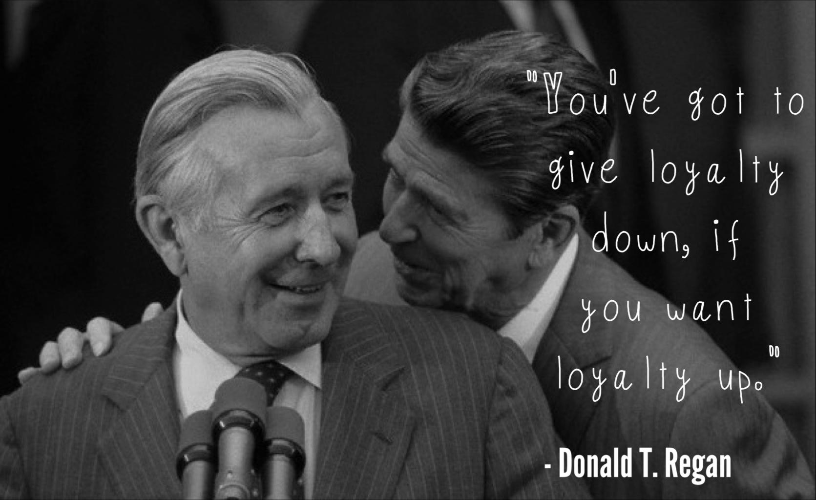 Donald T. Regan's quote #1