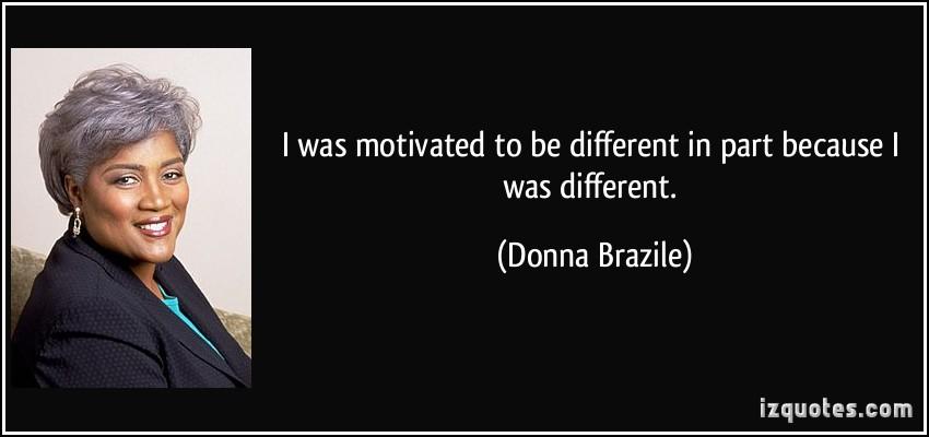 Donna Brazile's quote #1