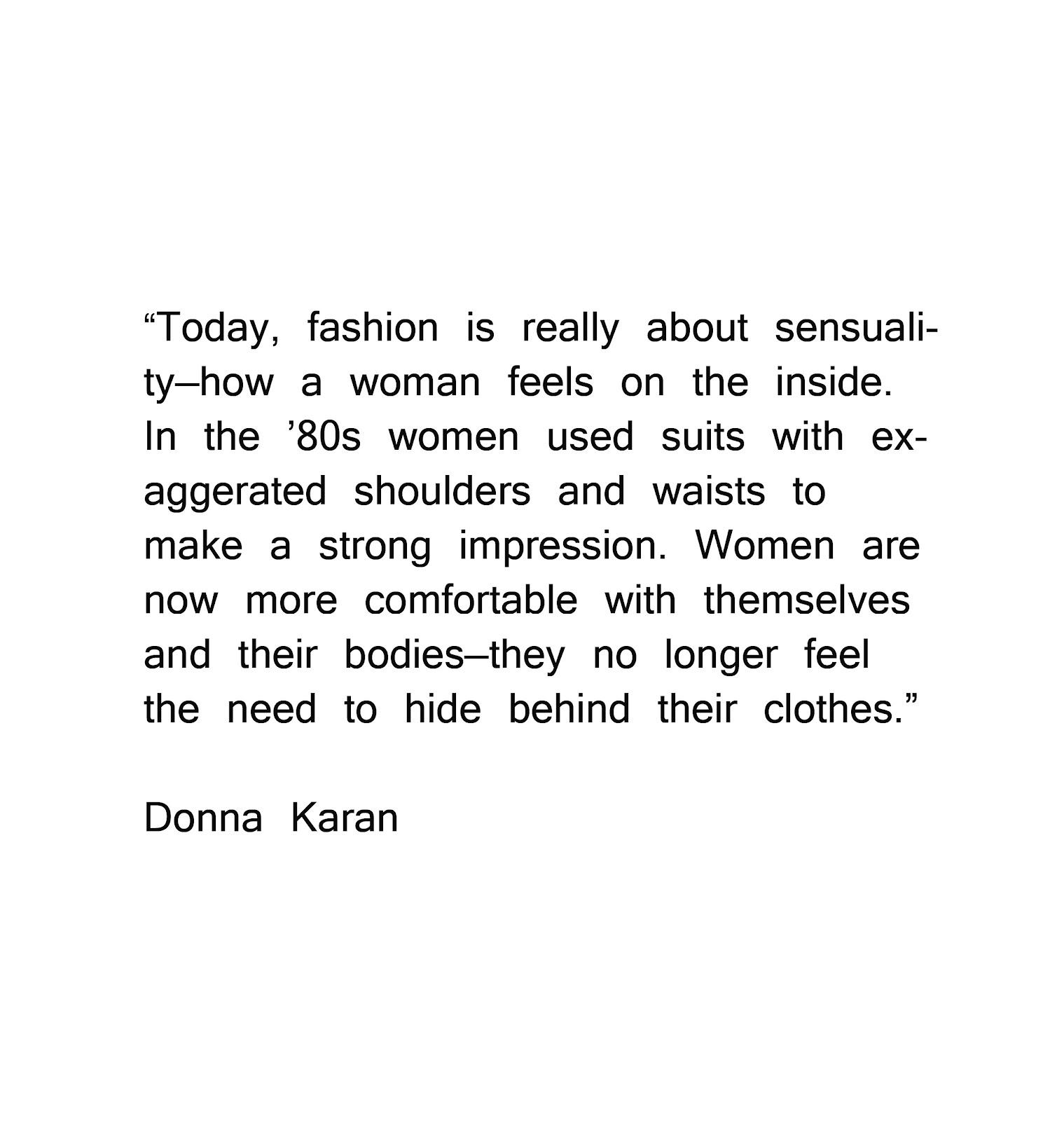 Donna Karan's quote #2