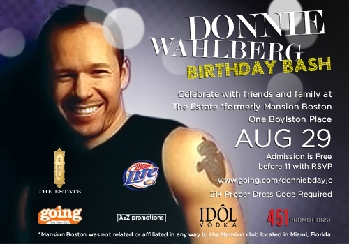 Donnie Wahlberg's quote #3