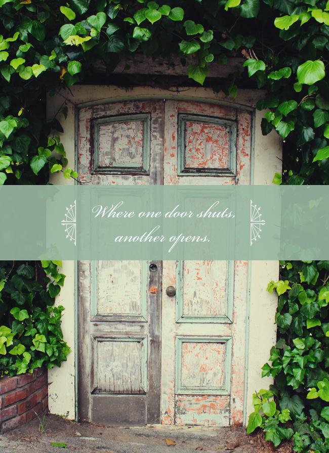 Door quote #8