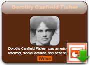 Dorothy Canfield Fisher's quote #3