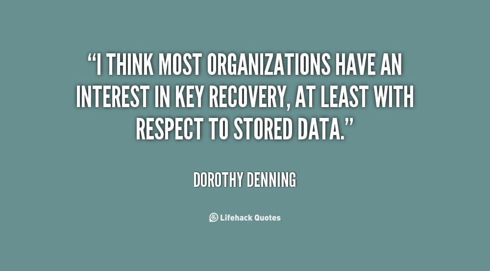 Dorothy Denning's quote #7