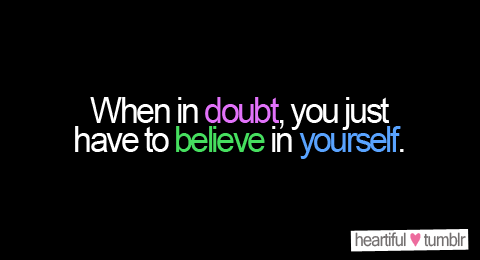 Doubt quote #1