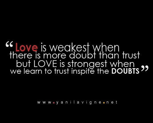 Doubts quote #3