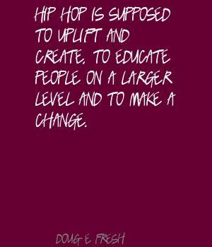 Doug E. Fresh's quote #3