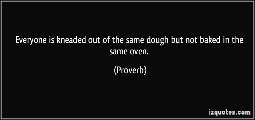 Dough quote #1