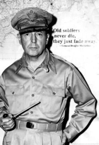 Douglas MacArthur's quote #7