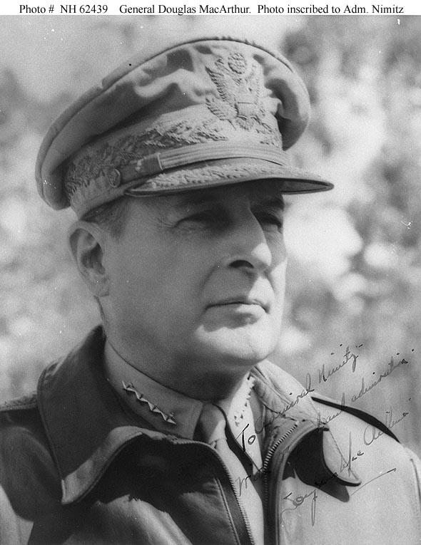 Douglas MacArthur's quote #8