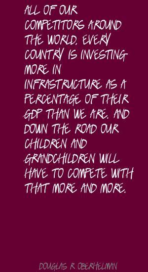 Douglas R. Oberhelman's quote #3