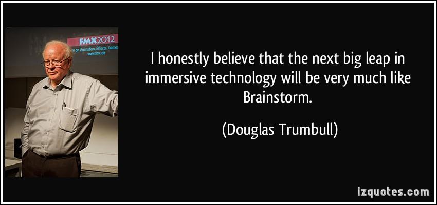 Douglas Trumbull's quote #2