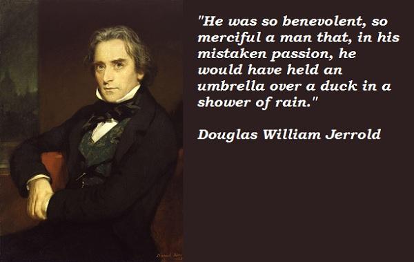 Douglas William Jerrold's quote #7