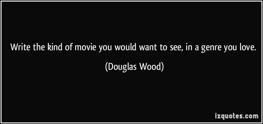 Douglas Wood's quote