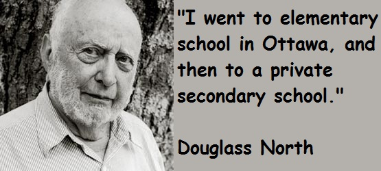 Douglass North's quote #2