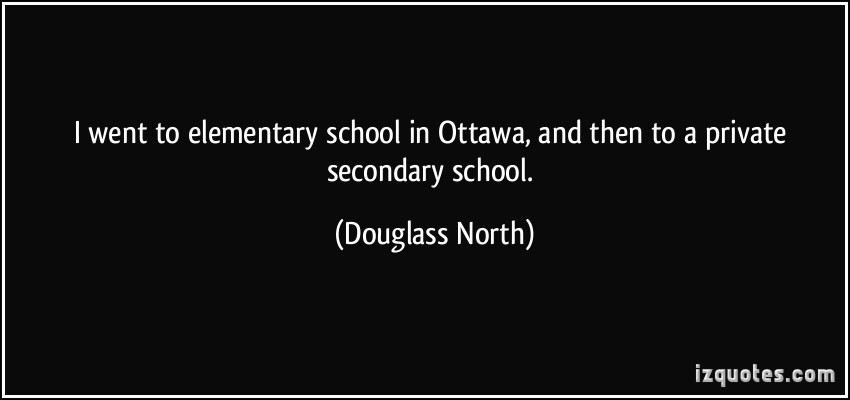 Douglass North's quote #4