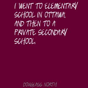 Douglass North's quote #8