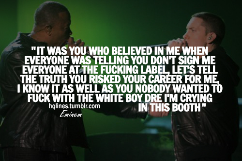 Dr. Dre's quote #8