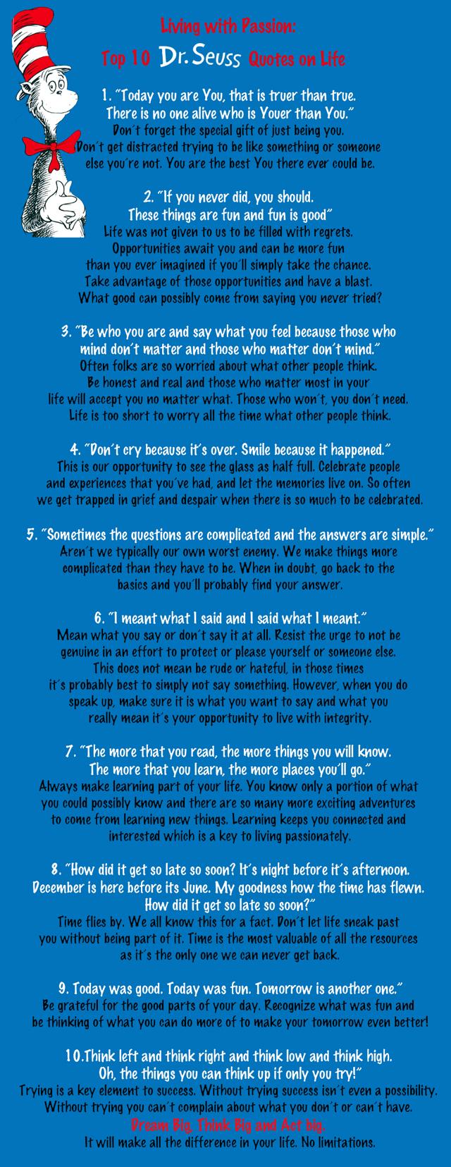 Dr. Seuss's quote #7