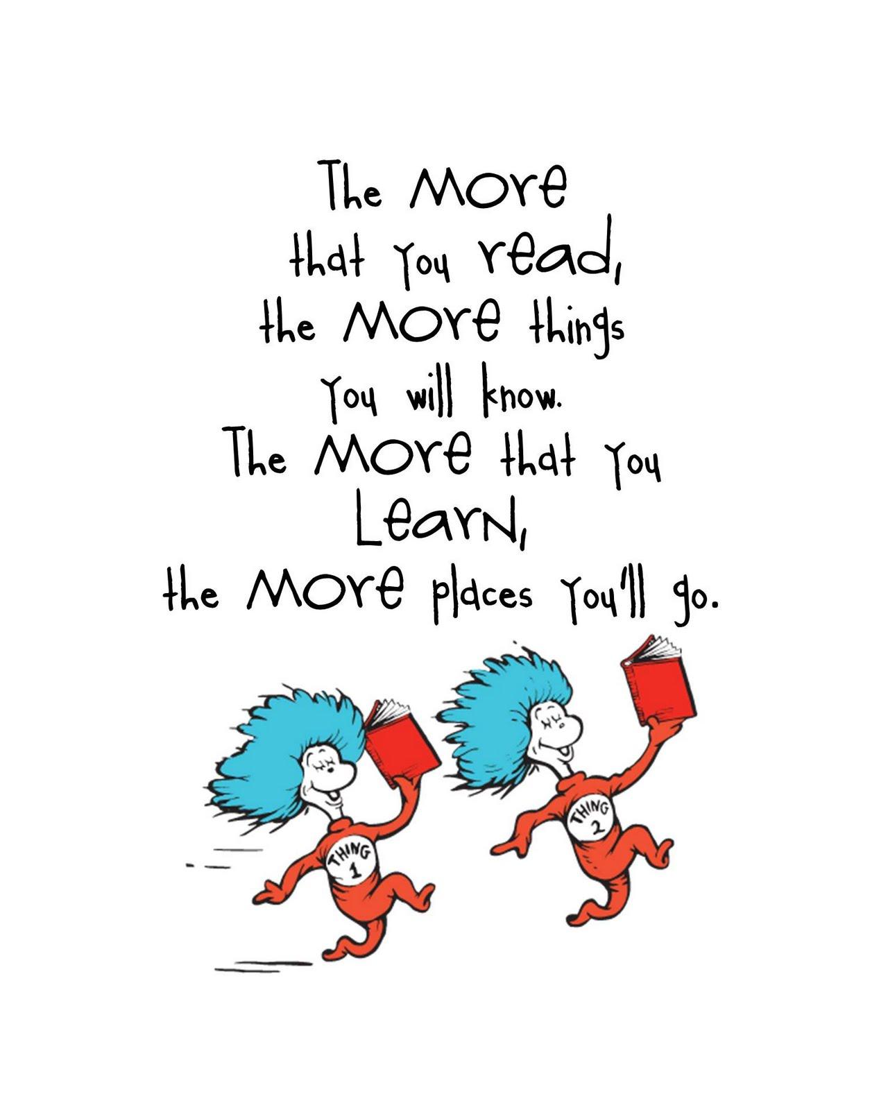 Dr. Seuss's quote #1