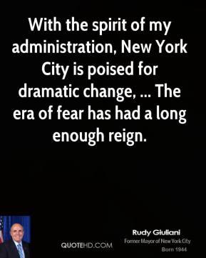 Dramatic Change quote #2