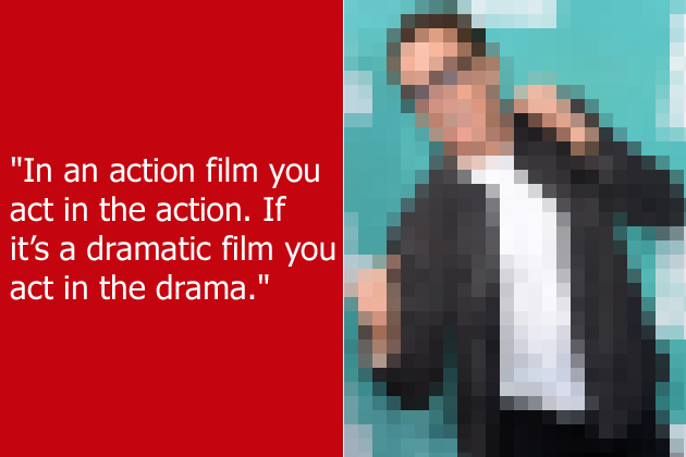 Dramatic Roles quote #2