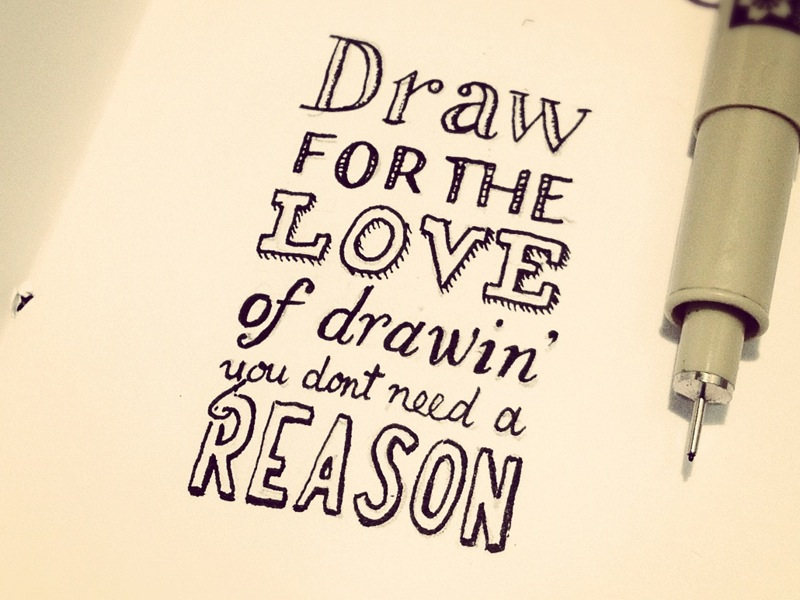 Draw quote #8