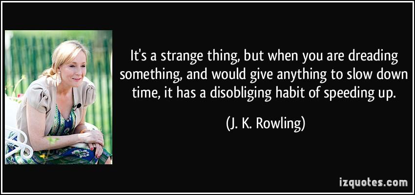 Dreading quote #2