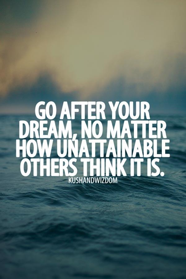 Dream quote #5