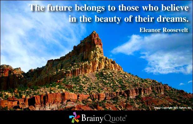 Dream quote #1