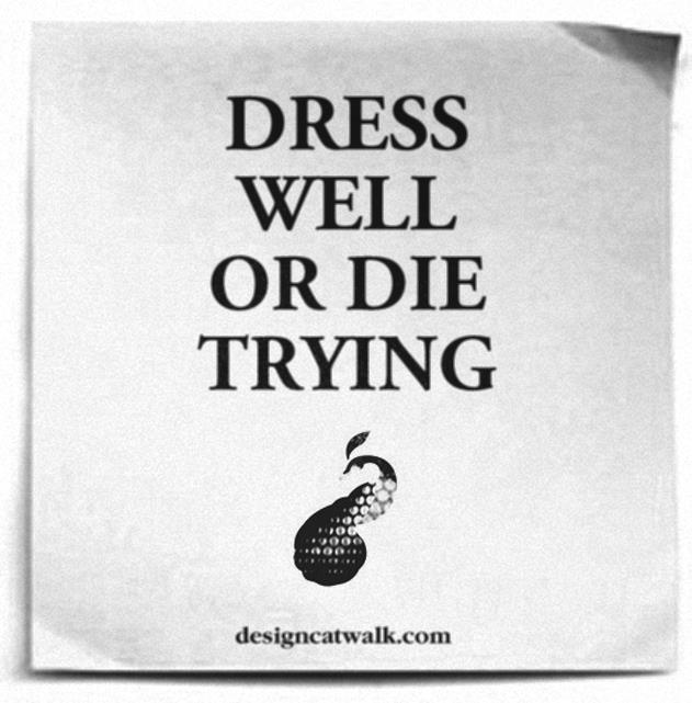Dress quote #7