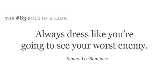 Dress quote #5