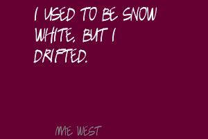 Drifted quote #1