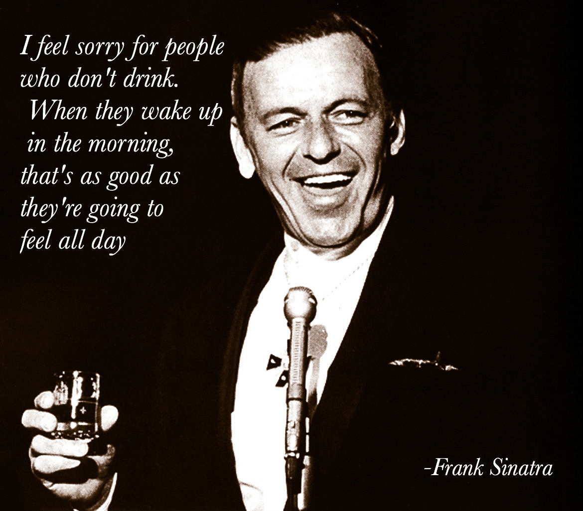 Best Quotes: Famous Quotes About 'Drink'