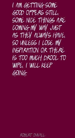 Drool quote #2